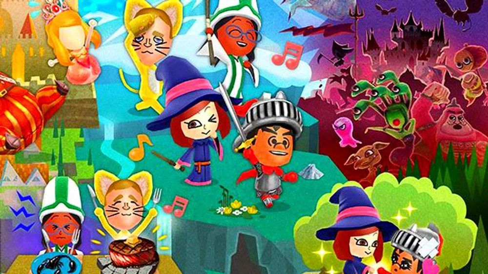 Get all knowledge about Miitopia on internet