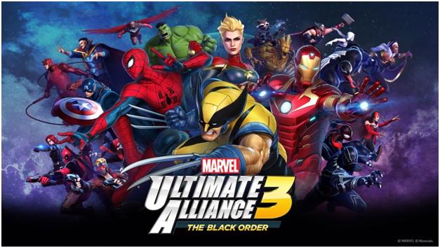 "MARVEL ULTIMATE ALLIANCE 3: WE'RE MORE ON ""AVENGERS DISASSEMBLED!"""
