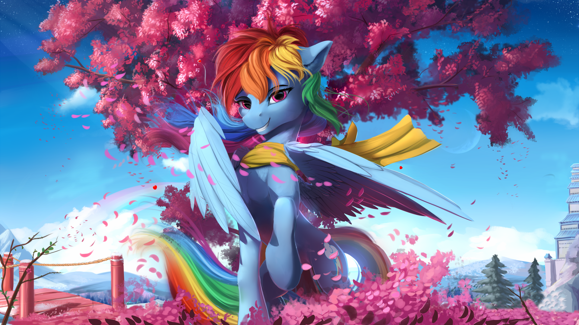 Rainbow Dash available online to play on computer