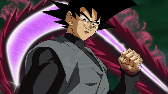 Here Are Different Power Levels Of Goku Black In Dragon Ball Z