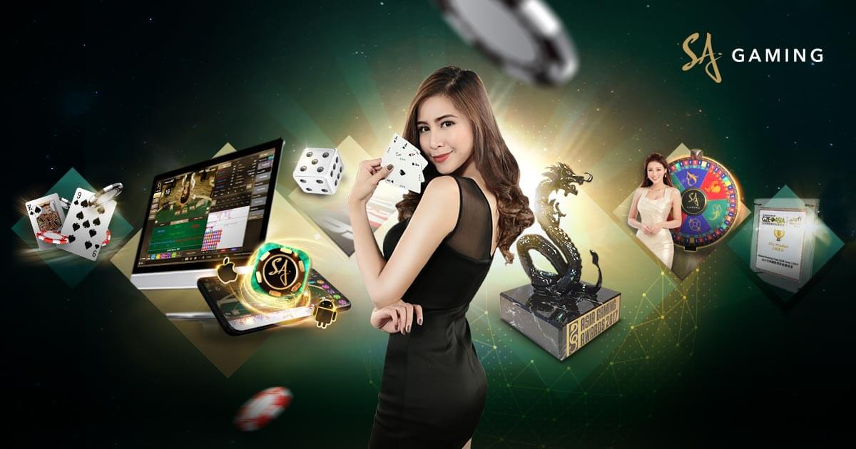Play sa gaming in online casino - Enjoy Games Online
