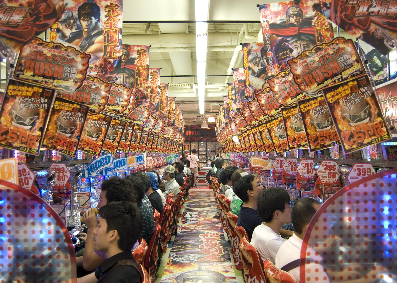 Gambling in Japan – スロ板