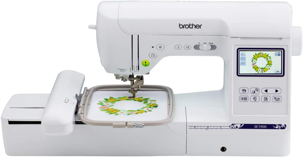Difference Between Brother PE800 VS SE1900