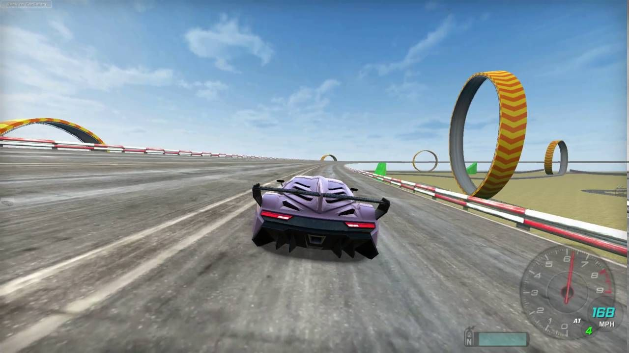 Madalin stunt cars the most lovable and played racing game on internet